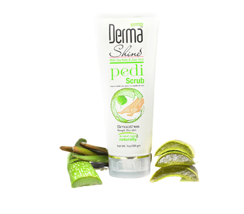 Derma Shine Pedicure Scrub