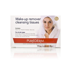 Purederm Makeup Removing Tissues - Lipcara