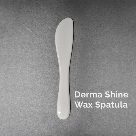 Derma Shine Wax Spatula / Hair Removal Waxing Applicator