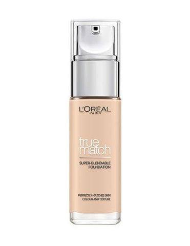 L'Oréal Paris True Match Liquid Foundation with SPF - Lipcara