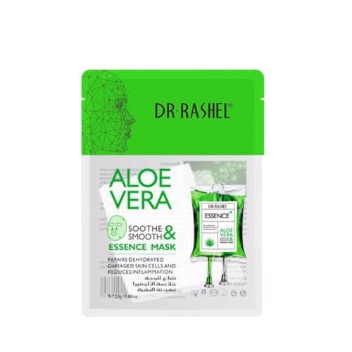 Dr Rashel Aloe Vera Sooth and Smooth Essence Mask (5 pieces) - Lipcara