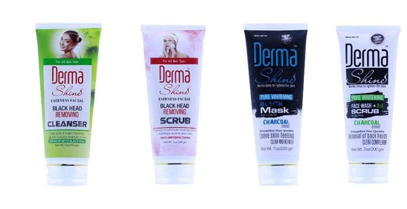 Derma Shine Blackhead Kit - Lipcara
