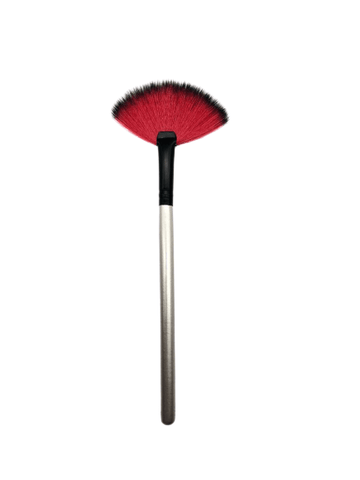 Morphe Cosmetic Fan Brush - Lipcara