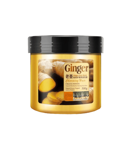 Bioaqua Ginger Hair Mask - Lipcara