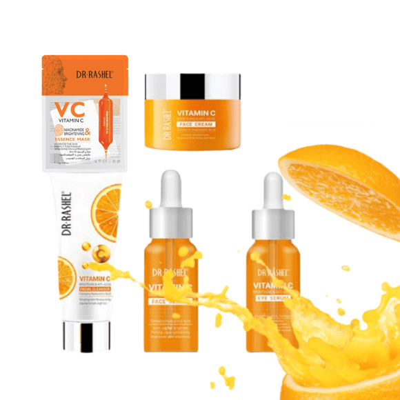 Dr Rashel Vitamin c Limited time bundle