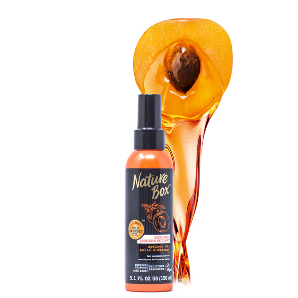 Apricot Oil Shine Spray