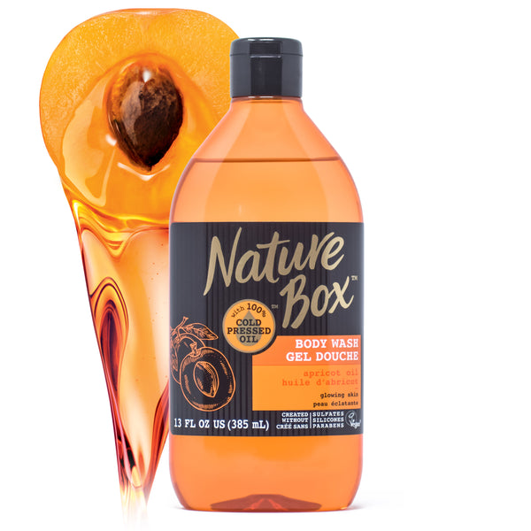 Apricot Oil Body Wash