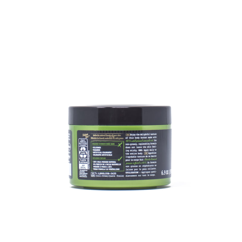 Avocado Oil Body Butter
