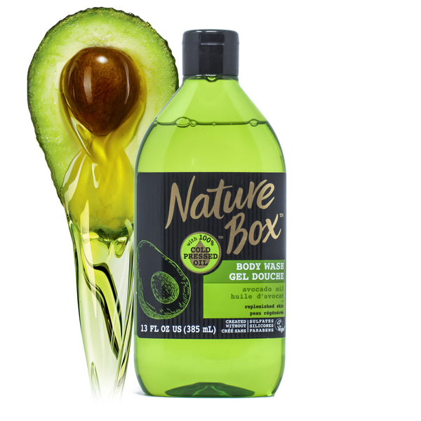 Avocado Oil Body Wash