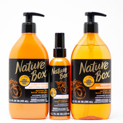 Apricot Oil Hair Bundle