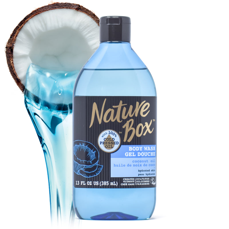 Coconut Oil Body Wash