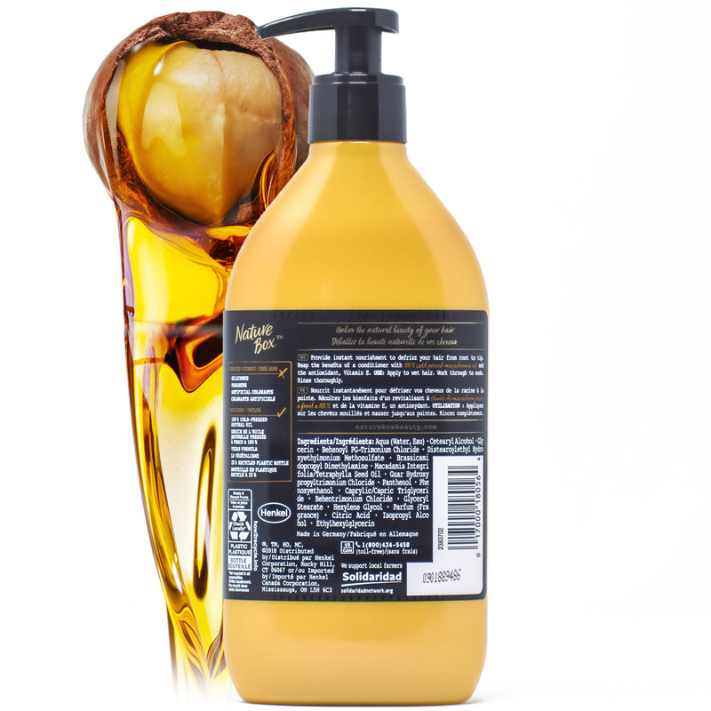 Macadamia Oil Conditioner