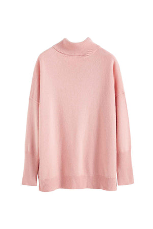 The Relaxed Polo, MELLOW ROSE