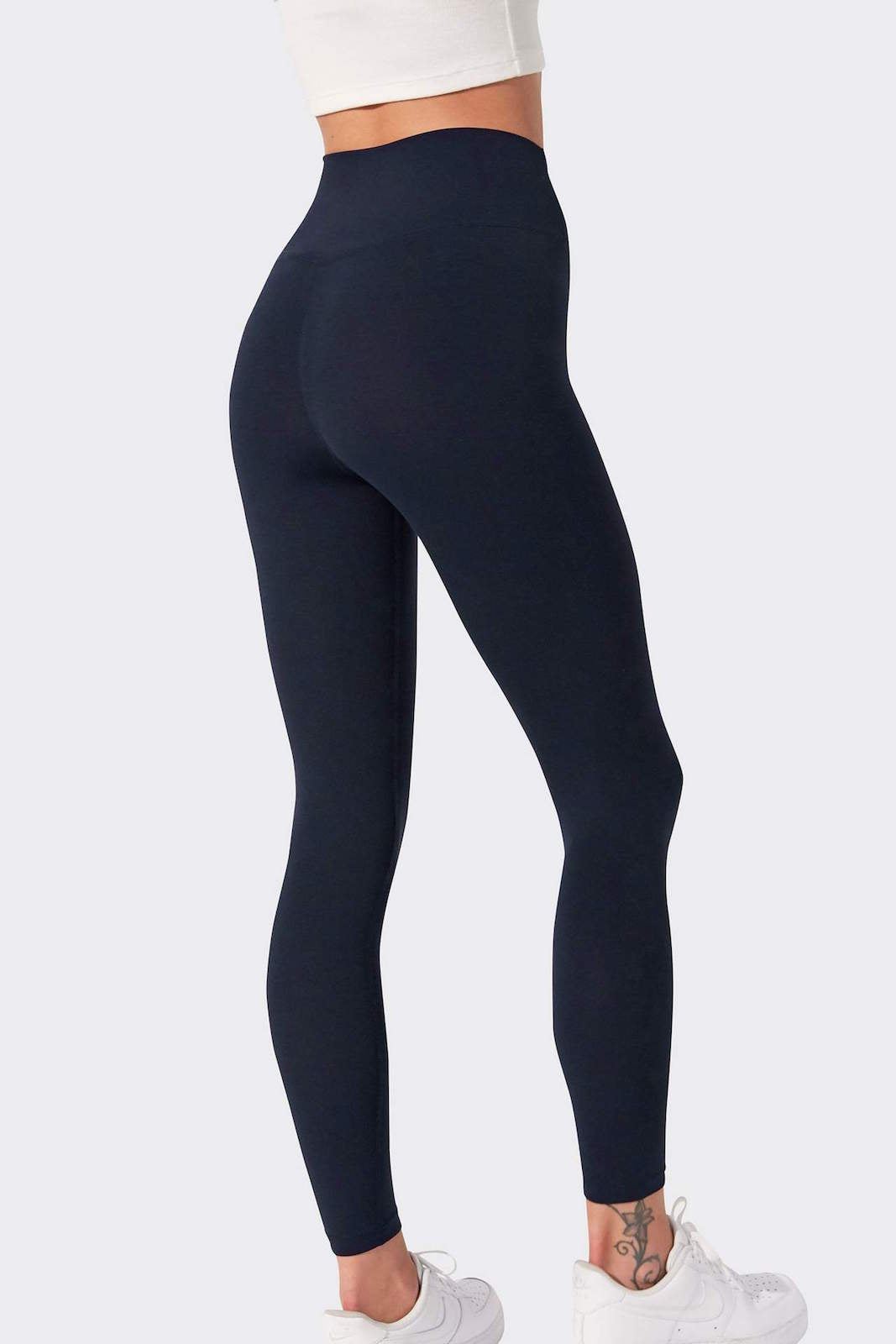 AIRWEIGHT HIGH WAIST 7/8, INDIGO