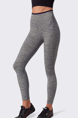 Splits59 Mila High Waist Seamless 7/8 HEATHER GREY