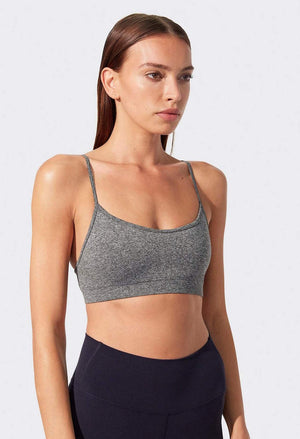 Loren bra Heather Grey