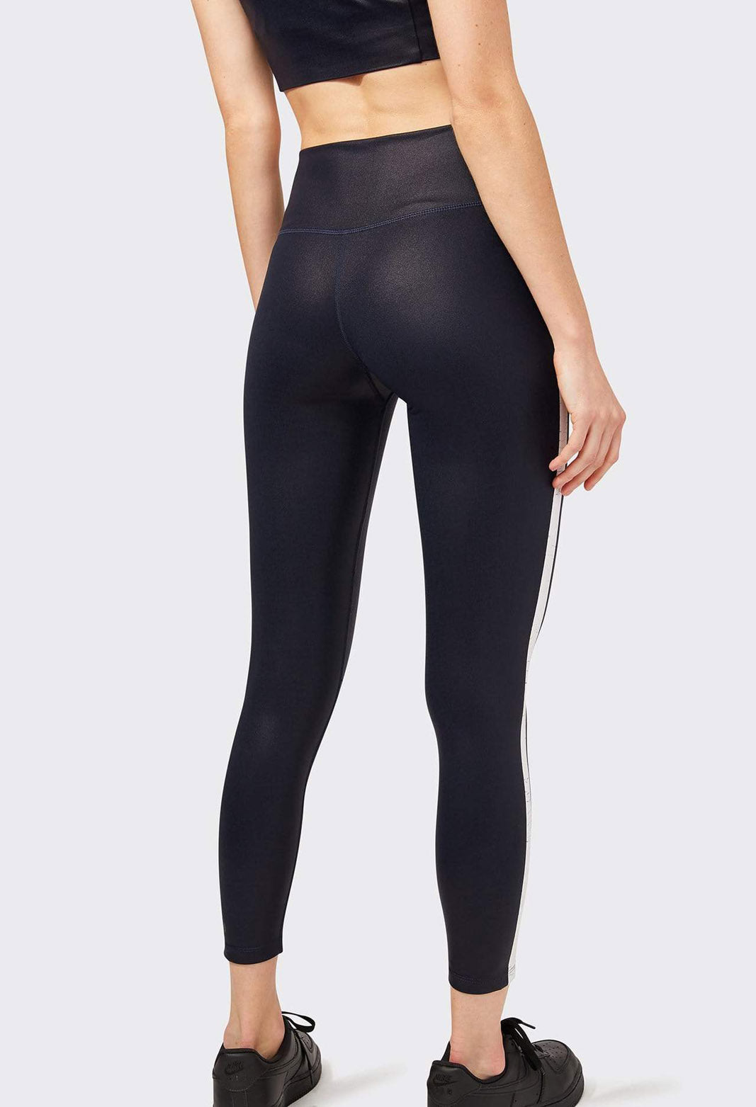 Dylan High Waist Techflex 7/8, INDIGO SHINE
