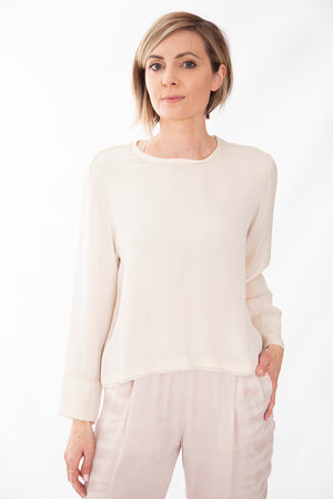 Tracker Top, Cream