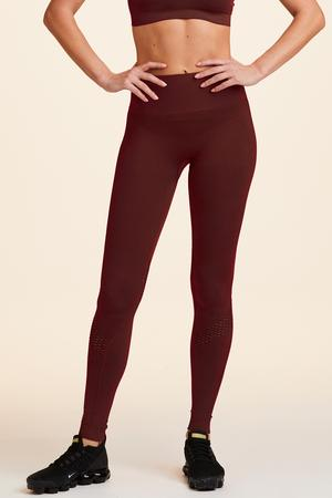 Seamless Tight, Oxblood