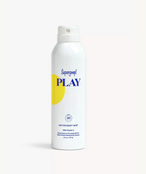 Supergoop! NEW PLAY Antioxidant Mist SPF 30 with Vitamin C