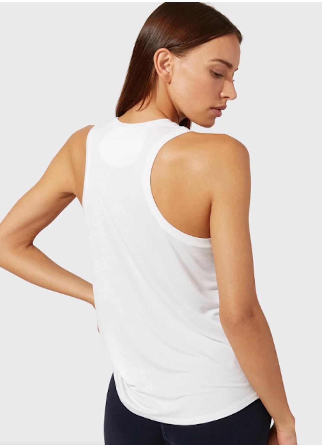 Splits59 Toni Tank, Off White