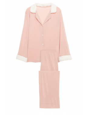 Eberjey Gisele The Sherpa PJ Set