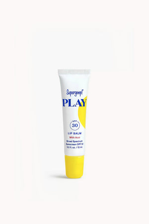 Supergoop NEW PLAY Lip Balm SPF 30 Acai
