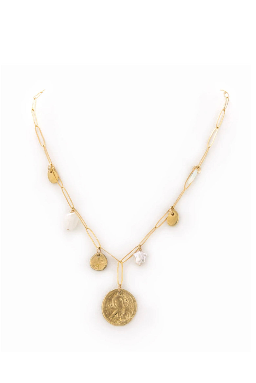 Taylor and Tessier Wake Necklace