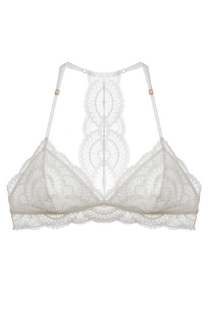 Marry Me - The Bralet, Ivory