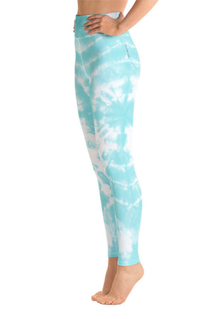 Chakra Girl High-Waist Legging, Express