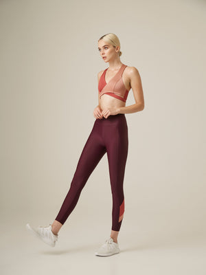 Ryder Legging, Marron