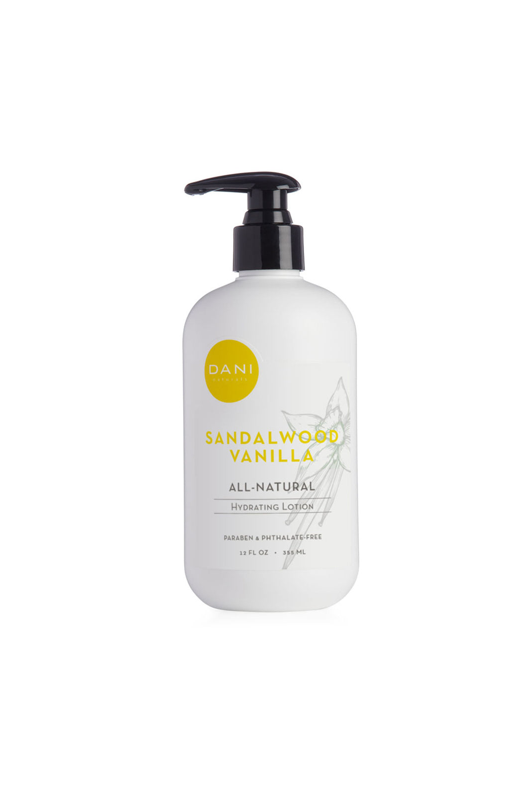 Lotion, Sandalwood Vanilla