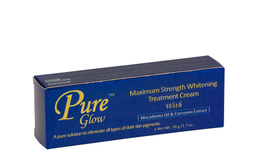 Pure Glow Maximum Strength Whitening Treatment Cream