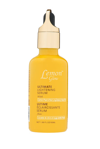 Lemon Glow Ultimate Lightening Serum