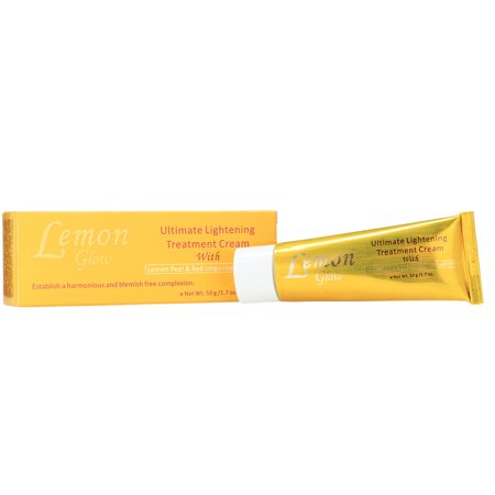 Lemon Glow Ultimate Lightening Treatment Cream