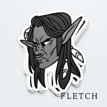 Load image into Gallery viewer, DnDnD Character Stickers
