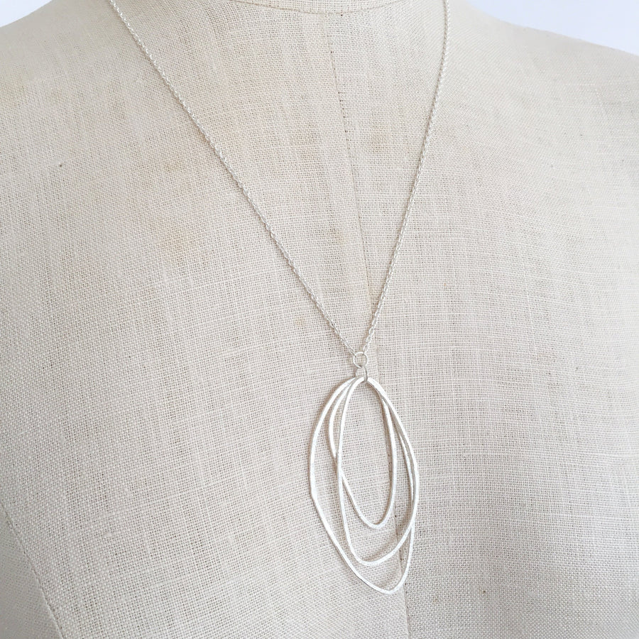 Organic Trio Necklace