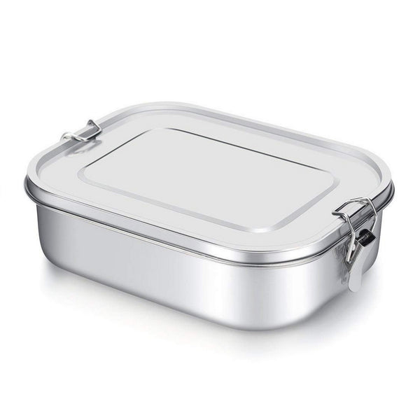 tupperware écologique recyclable inox joint silicone durable