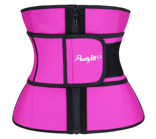 Pretty Fit Waist Trainer (Pink)