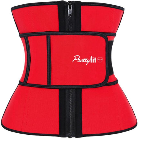 Pretty Fit Waist Trainer (Fire Red)