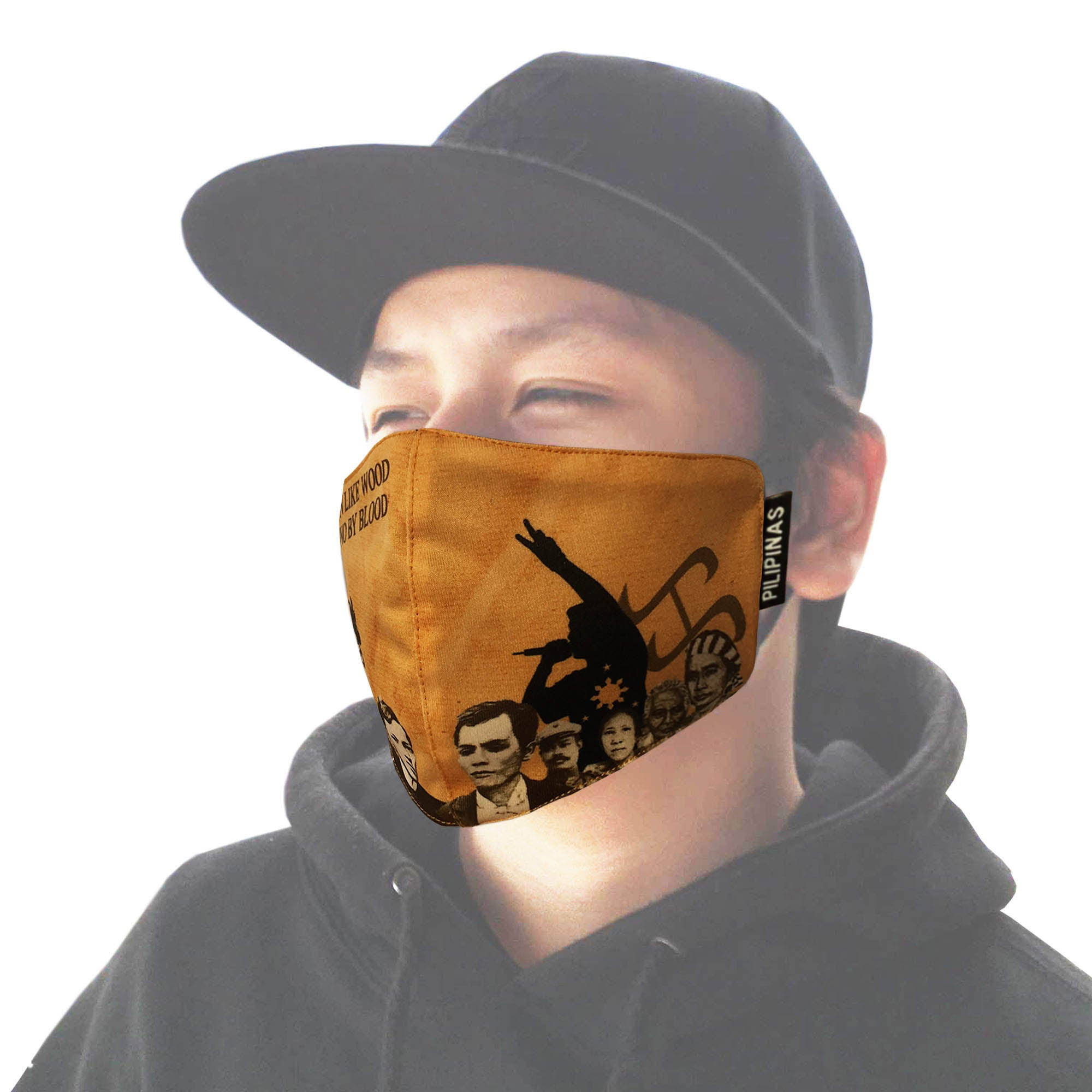FRANCISM FACE MASK BAYANI (Limited Edition)