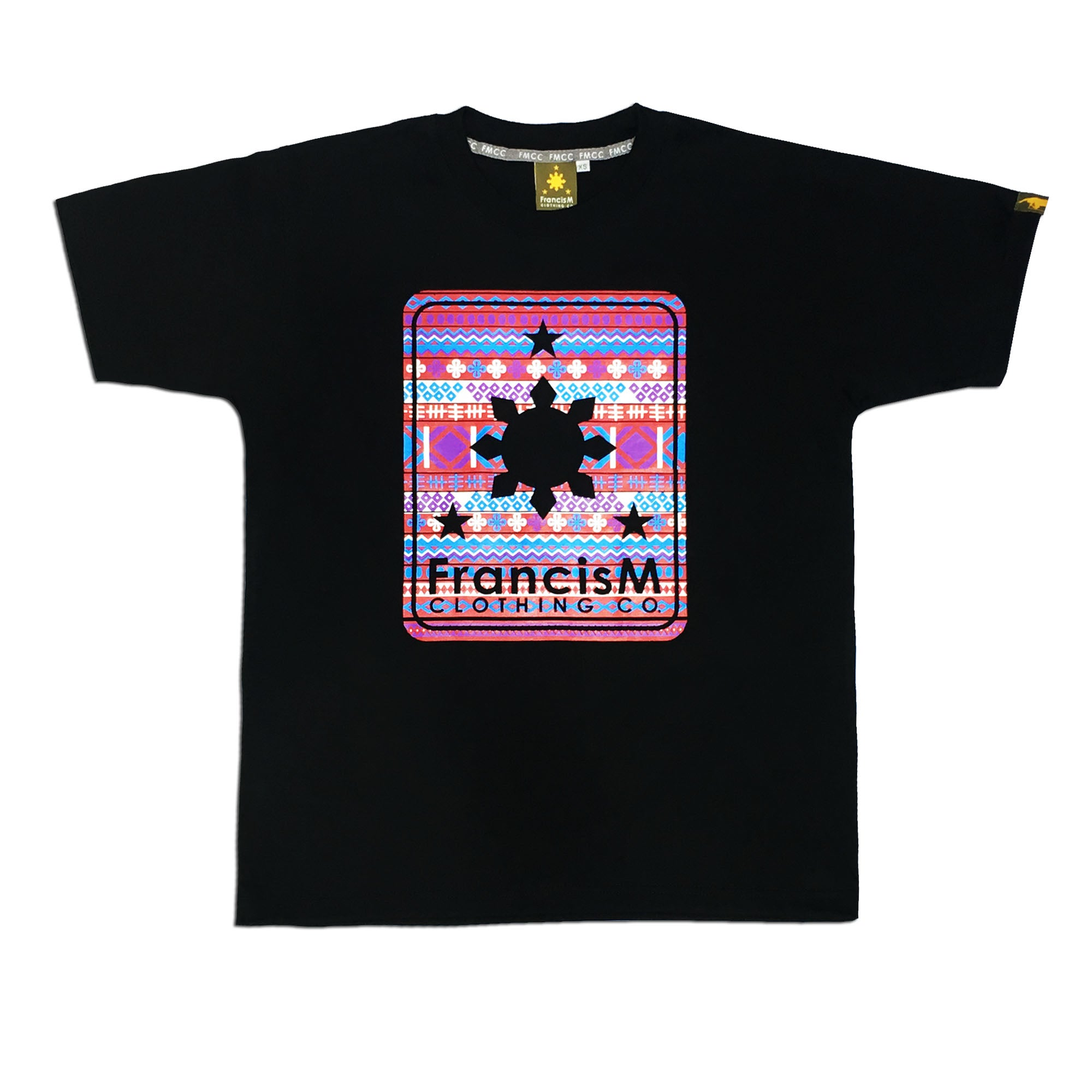Men's Ethnic Logo (Black)