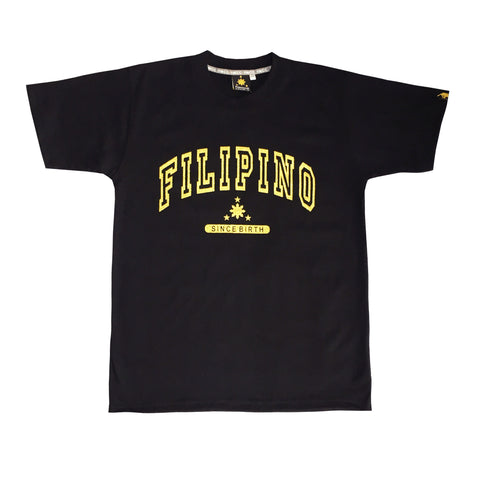Men's Filipino Since Birth (Black/Gold)