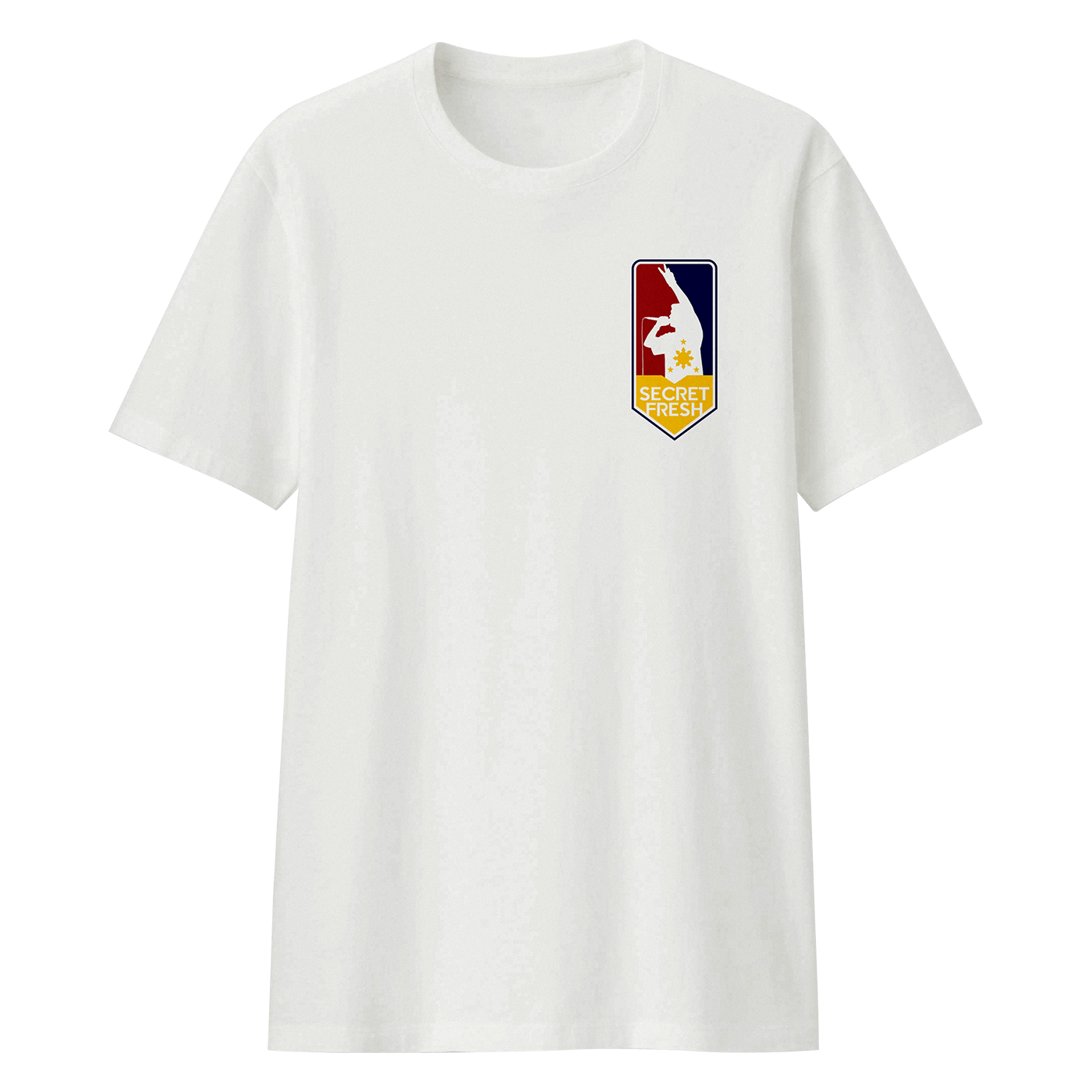 Men's FrancisM Tee_01 (White)