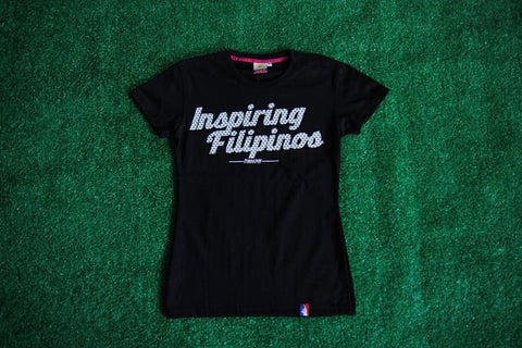 Women's Inspiring Filipinos (Black)