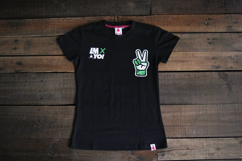 Women's LM Race YO (Black)