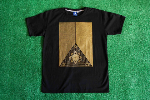 Men's Maze (Black/Gold)