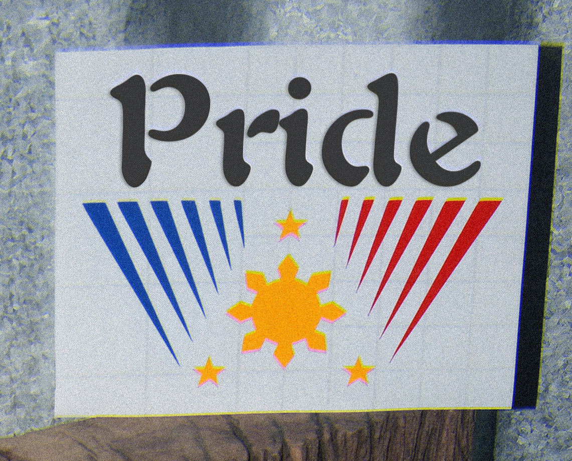 PRIDE DECAL