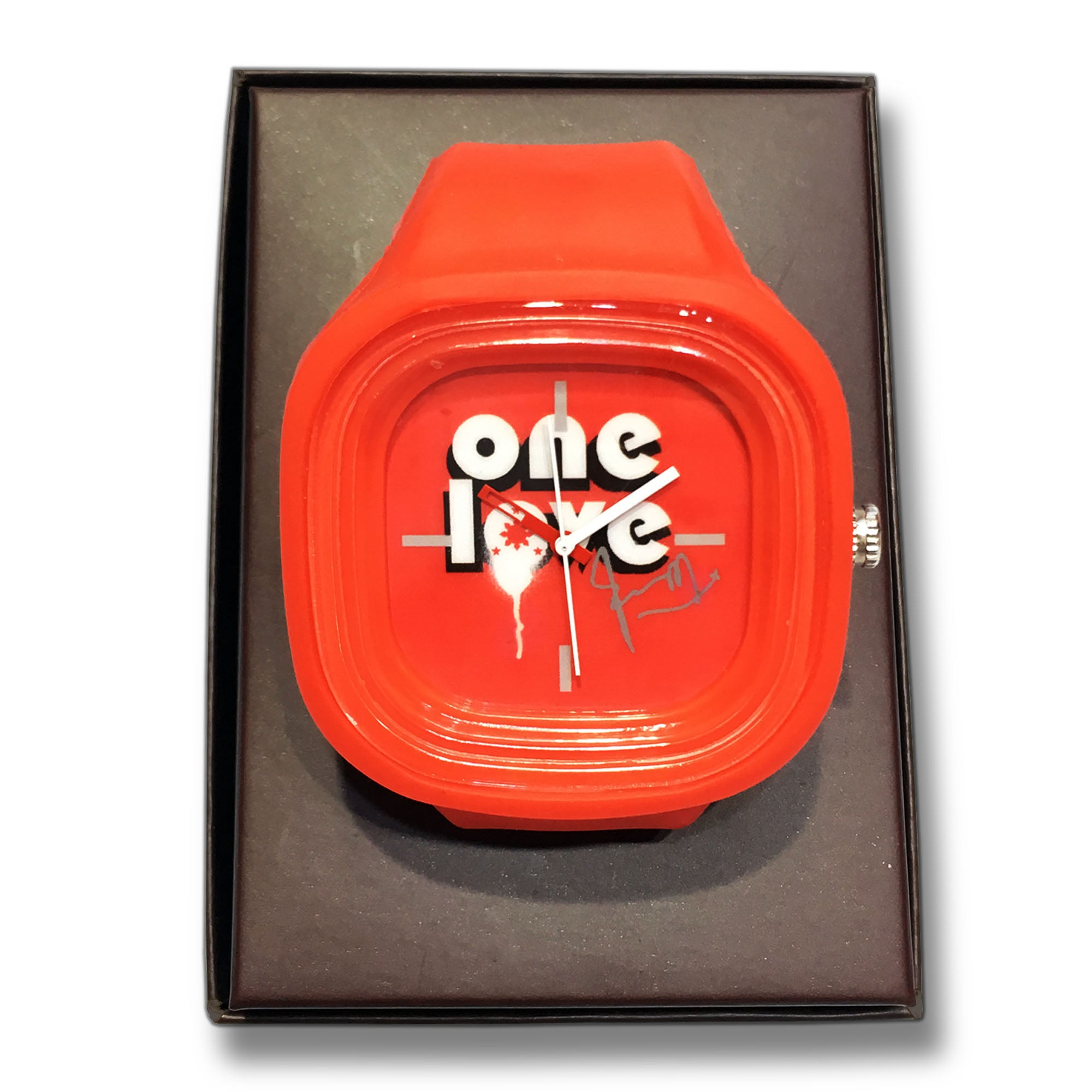 Watch - One Love - Red