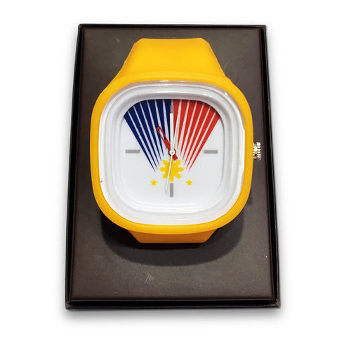 Watch - Pride - Yellow